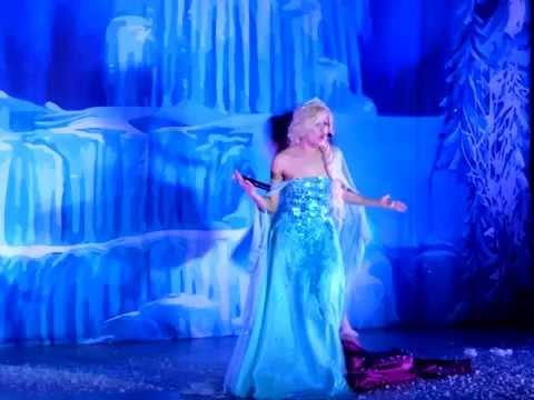 Frozen La Obra (Libre soy)