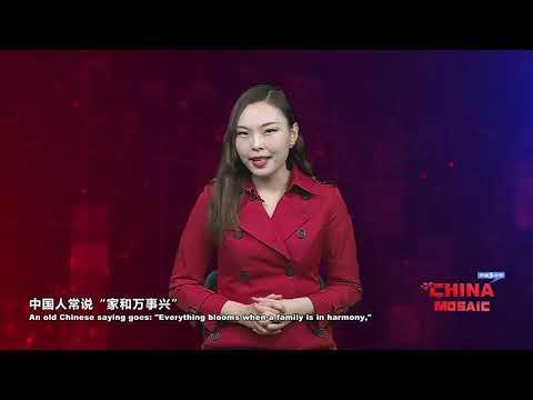 Joyful family reunion celebrates age-old family culture among Chinese