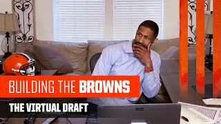 Building The Browns 2020: The Virtual Draft (Ep. 3)