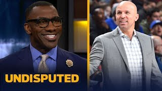 Jason Kidd would be a great fit as the next Lakers head coach – Shannon Sharpe   NBA   UNDISPUTED