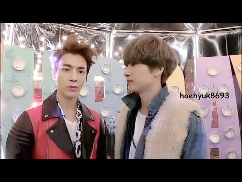 [Part 23] HaeHyuk/EunHae sweet moments - Silent love