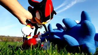 Sonic the Hedgehog plush adventure - The Ultimate Lifeform Returns