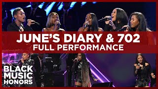 Junes Diary and 70Z Pay Tribute to Xscape | Black Music Honors