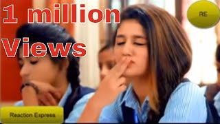 Pakistanis React To | Priya Prakash Varrier Song | 💗Valentine Day Special💗 | Reaction Express