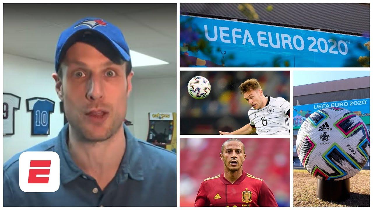 EURO 2020. España, Holanda y Alemania, en el top 12 de mediocampistas de recuperación | Cal y Arena