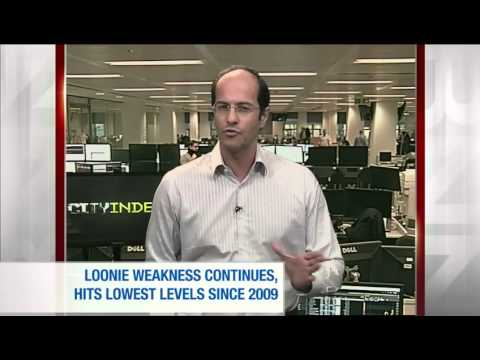 Ashraf Laidi on BNN - January 21, 2014 Chart