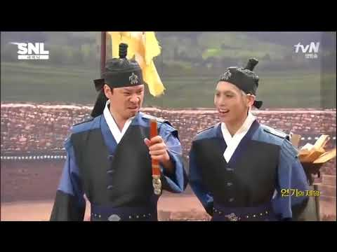 ENG Subbed 150530 SHINee  Jonghyun SNL  The King of Acting