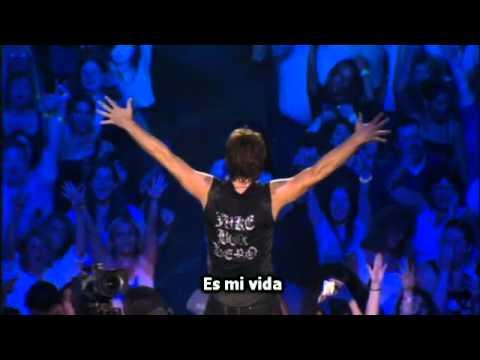 Baixar It's My Life - Bon Jovi - subtitulado subtítulos español