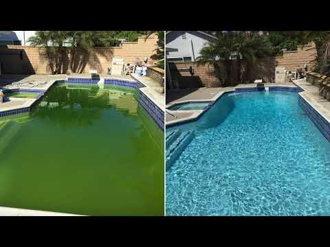 Swimming pool monthly service Mission Viejo CA
