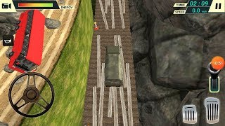 MPOSSIBLE army Truck driver: offroad Game  To Play #Games For Kids