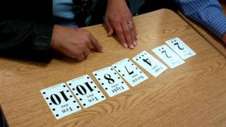 6  Math Maze Trng   a problem being solved   1 5 min