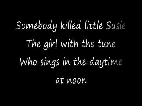 Baixar Little Susie - Michael Jackson lyrics (on screen)