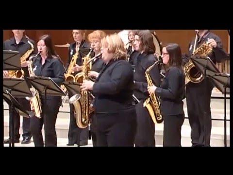Saxophone Concerto - National Saxophone Choir (Archive)