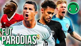♫ REAL MADRID 3x1 PSG: CHAMPIONS É TOP | Paródia The Weeknd - Starboy ft. Daft Punk