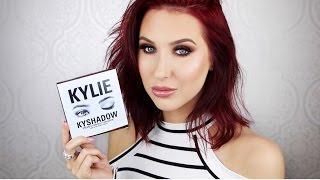 Kylie Kyshadow Palette | Tutorial + First Impressions