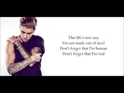 Justin Bieber - I'll Show You (Lyrics)