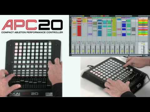 Akai APC20: Introduction