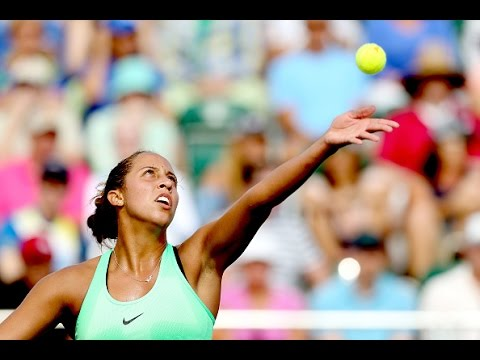Viktorija Golubic vs Madison Keys