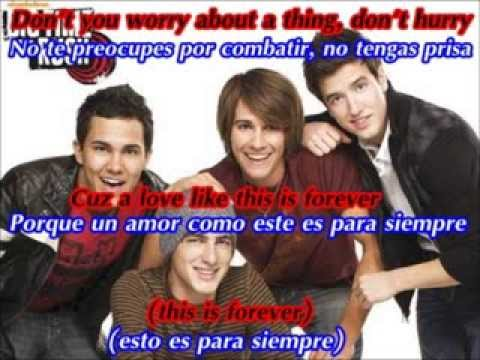Baixar Big Time Rush | Untouchable ~ Intocable