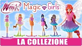 Winx Club - Scopriamo insieme le Winx Magic Girls!