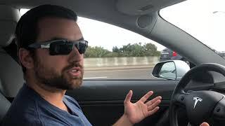 Navigate on autopilot test - comparison to openpilot