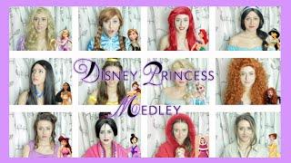 Disney Princess Medley | Georgia Merry