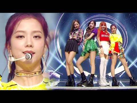 《Summer Song》 BLACKPINK (블랙핑크) - AS IF IT'S YOUR LAST (마지막처럼) @인기가요 Inkigayo 20170702