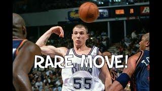 """NBA """"RARE"""" Moves"""