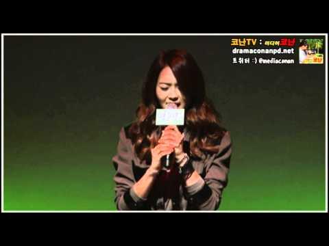 [영상] 가수 뺨치는 고아라의 라이브 실력은...?