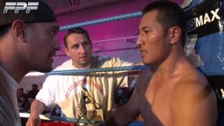 FPF-001 ABA Fight 8. Israel Adesanya vs Maui Tuigamala