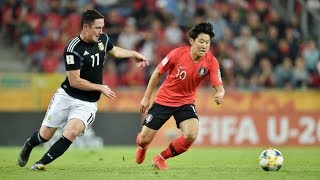 MATCH HIGHLIGHTS - Korea Republic v Argentina - FIFA U-20 World Cup Poland 2019