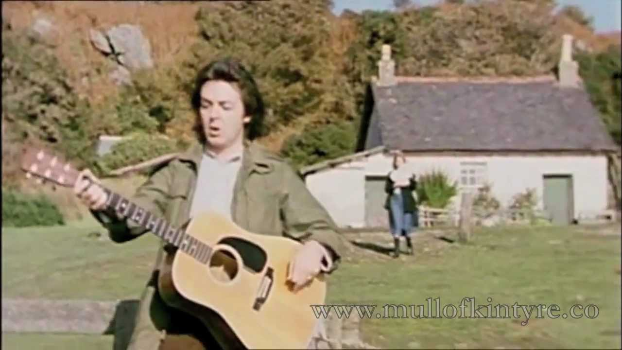 mull of kintyre by paul mccartney and wings youtube. Black Bedroom Furniture Sets. Home Design Ideas