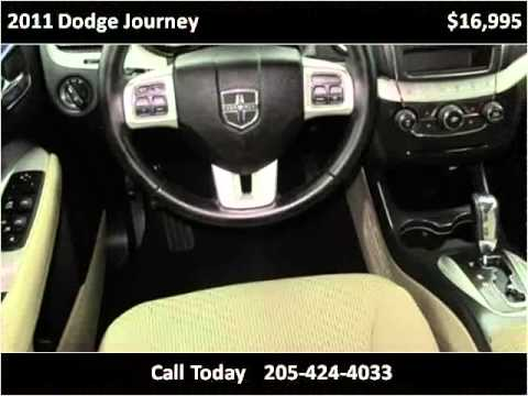 2011 Dodge Journey Used Cars Birmingham AL