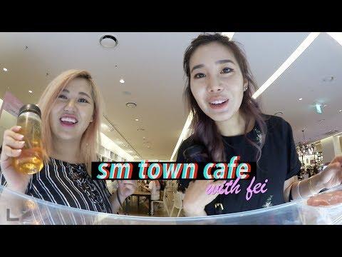 SM TOWN Coex Artium Cafe