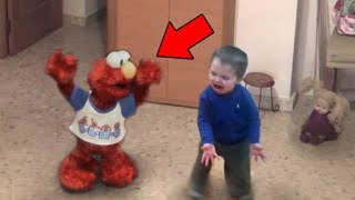5 Scary Toys Caught On Camera And In Real Life