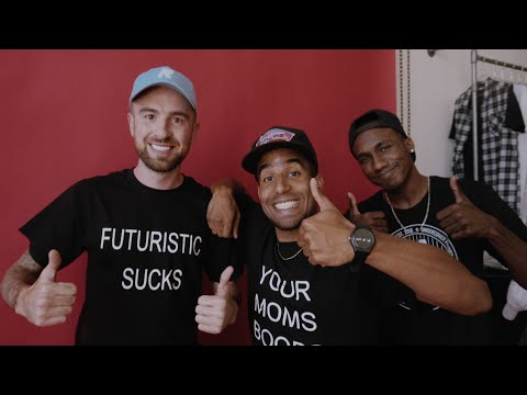 Futuristic - Scrollin Ft. Hopsin (Official Music Video) @OnlyFuturistic