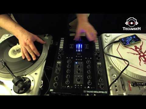 DJ Tecumseh - Skratch practice Feb 2015