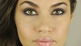 Naked Palette Smokey Eye Makeup Look