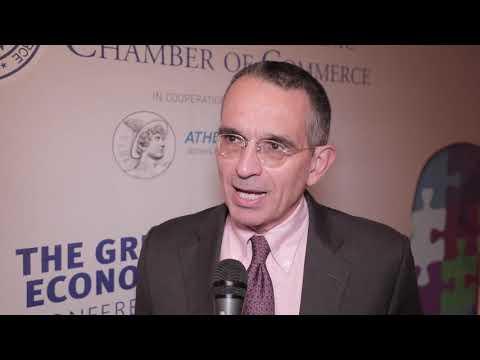 Π. Καζάριαν: Τα καλύτερα για την Ελλάδα έρχονται, αν επιδείξει δημοσιονομική πειθαρχία