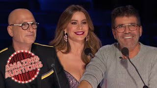 Best Auditions From America's Got Talent 2020 - Week 6   Amazing Auditions
