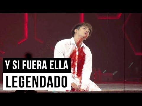 Y Si Fuera Ella (Hyeya) - Jonghyun  (Alejandro Sanz Cover) - legendado