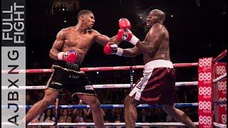 Full Fight | Anthony Joshua Vs Matt Skelton TKO