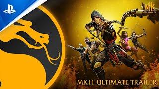 Mortal kombat 11 ultimate :  bande-annonce