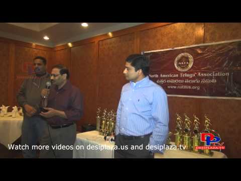 Part-3 Dr Srinivas speaking at NATA Sports Award Dinner Night