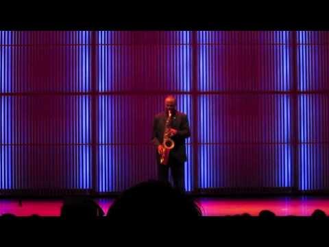 SAX14 James Carter amazing solo