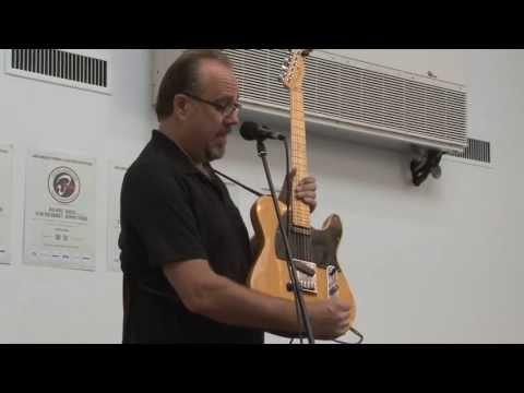 Baixar Greg Koch clinic at Copenhagen Guitar Show 2013