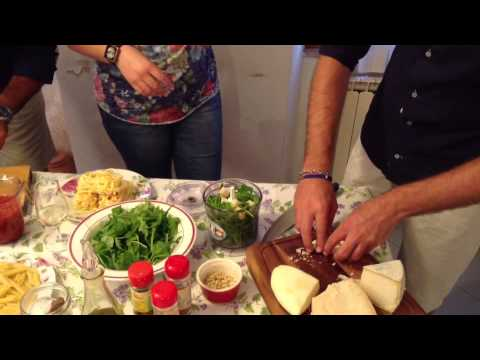 Mani in Pasta - Due primi piatti per Porta Crucifera