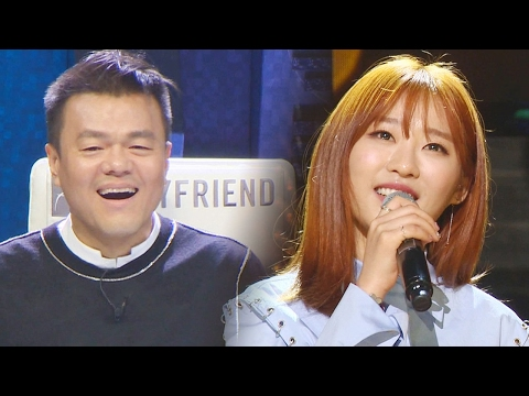 마은진, 박진영 홀리는 마성의 목소리! 'YOU' |《KPOP STAR 6》 K팝스타6 EP26