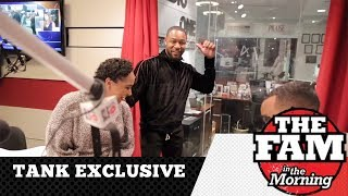 "Tank Talks ""Savage,"" Rides With Tyrese With The Fam In The Morning"