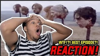 "The Walking Dead Season 9 Episode 15 ""The Calm Before"" REACTION!"
